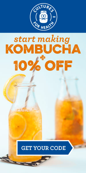 Ready to make kombucha?